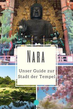 Nara ist ein Highlight auf jeder Japan-Reise. In unserem Guide zeigen wir dir die schönsten Sehenswürdigkeiten in Japan und geben dir unsere besten Tipps.