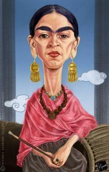 Goswami_Priyanka: Frida Kahlo (July 6, 1907 – July 13, 1954) Mexican painter