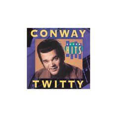 Conway twitty - Super hits:Conway twitty (CD)