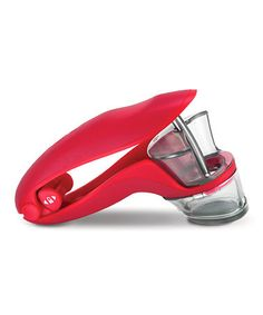 Another great find on #zulily! Red Cherry Pitter #zulilyfinds
