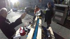 Ein Video von der mobilen Fabrik vom Esteplatz