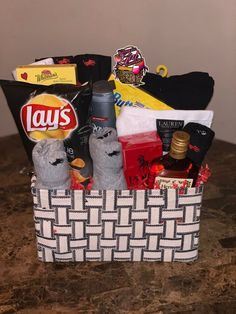 Baskets for men, gift baskets, gifts for my boyfriend, gifts for husband, Cute Boyfriend Gifts, Boyfriend Gift Basket, Bf Gifts, Cute Gifts, Halloween Gift Baskets, Halloween Gifts, Funny Anniversary Cards, Anniversary Gifts, Halloween Care Packages