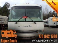 1999 Tiffin Allegro Bay, Class A - Gas RV For Sale in Temple, Georgia | RVT.com - 109711