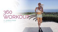 12min 360 Workout | Rebecca Louise