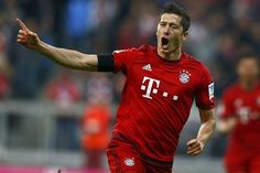 Lewandowski came on as a second-half substitute to change the game for Bayern Robert Lewandowski made Bundesliga history after scoring five goals in the space of nine minutes as Bayern Munich came from behind to defeat Wolfsburg 5-1 and move top of the table.