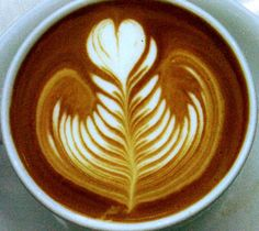 .·:*¨¨*:·. Coffee ♥ Art .·:*¨¨*:·.  Heart latte