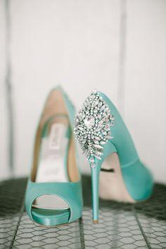 crystal back open toe pump bridal shoes