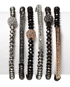 michael kors bracelets!!! I WANT THESE!!!! NOW!!!
