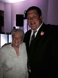 Mom. Mark.  Allie's Wedding. 6/6/14