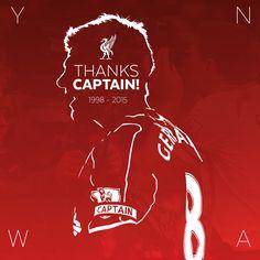 Thank you Gerrard <3
