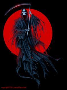 Grim Reaper by Yannick Bouchard