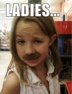 funny-cute-girl-mustache