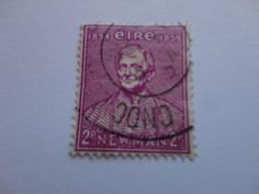 Great Old Eire Postage Stamps