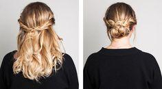Step by Step: Festliche Frisuren stylen   Two for Fashion