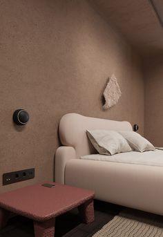 Live Minimalism | Interior Project | Yakusha Design Hotel Bed, Minimalism, Couch, Interior Design, Furniture, Home Decor, Freedom, Projects, Nest Design