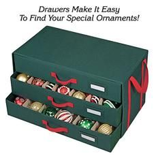 Ornament Storage Chest Product: [F6328]