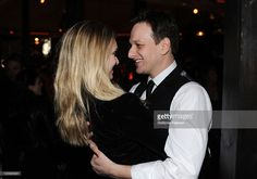 Actor Josh Charles (L) and guest attend Entertainment Weekly's celebration honoring the 17th Annual Screen Actors Guild Awards nominees hosted by Jess Cagle and presented by L'Oreal Paris at Chateau Marmont on January 29, 2011 in Los Angeles, California.