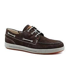 Ecco Mens Androw Boat Shoes #Dillards