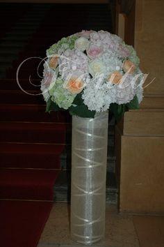 d květiny praha květinová prostorová výzdoba