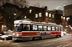[daily dose of imagery] king kong streetcar Canada Eh, Visit Canada, Cool Countries, Countries Of The World, Toronto, Canadian Culture, Coach Tours, Train Tour, The Province