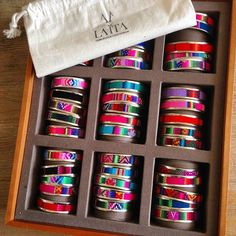 New Bracelets - Let's add some color to our outfits !