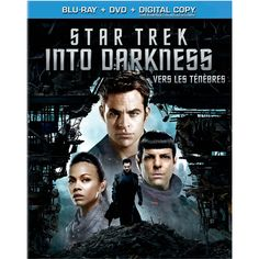 Star Trek: Into Darkness (Blu-ray Combo) (2013)