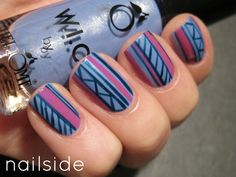 More design ideas at URL: http://nail-designs.com/ FB fan page: https://www.facebook.com/BestNailDesignIdeas