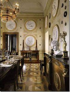 GIANNI Versace villa, lake Como.