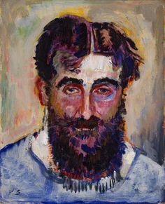 Zelfportret Jan Sluijters