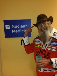 Duck Dynasty's Uncle Si lol