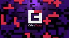 Logo for the game Chime Sharp