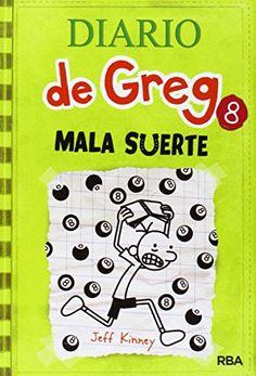 Diario de Greg, 8: Mala Suerte: Amazon.es: JEFF KINNEY , ESTEBAN MORAN ORTIZ: Libros