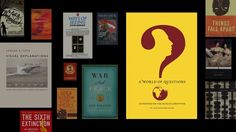 A World of Questions Taken For Granted, Human Condition, Consumerism, Endangered Species, Falling Apart, Poster On, Thought Provoking, Climate Change, The Book