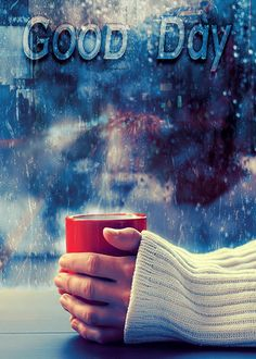 Rainy Good Morning, Good Morning Letter, Good Morning Happy Monday, Good Morning Images Hd, Good Morning World, Good Morning Coffee, Good Morning Quotes, Good Day, Coffee Time