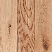 """Timberclick Natural Oak Solid Hardwood Floor & Decor $3.99 9/16 x 3"""" $71.42 case 17.9 sq ft per box"""
