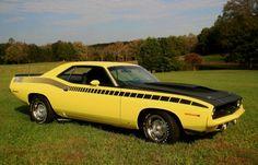 Hemmings Find of the Day – 1970 Plymouth 'Cuda AAR