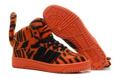 Adidas Jeremy Scott Tigre Femme Et Homme 2014,Jeremy Scott Leopard Pas Cher