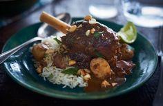Lamb shank massaman curry recipe