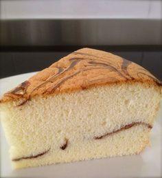 Butter Chiffon cake