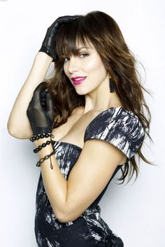 What a great picture of Katherine McPhee