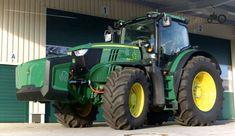 Old Tractors, John Deere Tractors, Fb Share, New Tractor, John Deere Equipment, Monster Trucks, Country, Film, Green