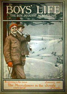 Boys' Life 1915-01