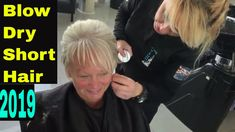 Blow dry short hair-pixie haircut, Tips by Top Stylist Amal Hermuz Blow Drying Tips, Short Hair Cuts, Short Hair Styles, Hair Academy, Top Stylist, Pixie Haircut, Pixie Cut, Easy Hairstyles, Gift Guide