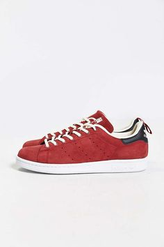 adidas Originals Stan Smith Nubuck Sneaker - Urban Outfitters