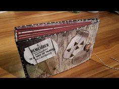Hardcover Erinnerungsalbum für Babys 1. Jahr - YouTube