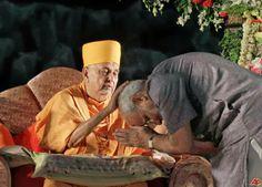 HiNDU GOD: PramukhSwami Maharaj
