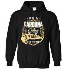 CARDONA - #cool shirts #cool tshirt designs. BUY TODAY AND SAVE  => https://www.sunfrog.com/Names/CARDONA-9429-Black-Hoodie.html?id=60505