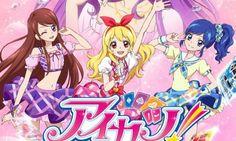 Finaliza el manga de Aikatsu! Go! Go! Go!