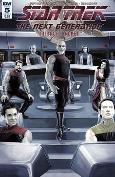 Star Trek: TNG: Mirror Broken - Comics by comiXology