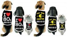 Cãomiseta Anos 80 : Cãomiseta Anos 80 http://www.bompracachorro.com/c-1-7/Caomisetas---ANOS-80- | camisetasdahora